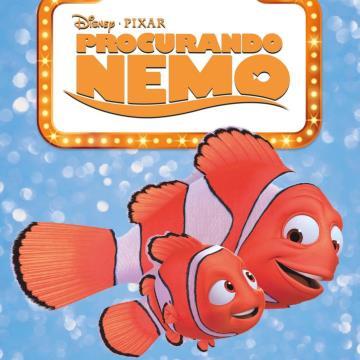 Procurando Nemo (Coleção: Disney Pipoca)
