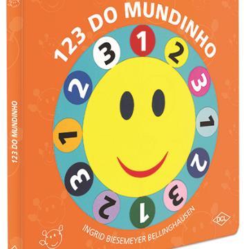 123 DO MUNDINHO – MEUS PRIMEIROS MUNDINHOS (CARTONADO)