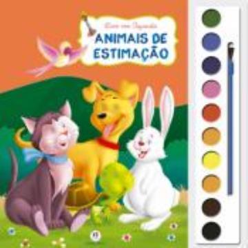 Animais de estimação (Coleção: Livro com aquarela)