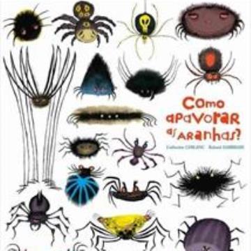 Como apavorar aranhas?