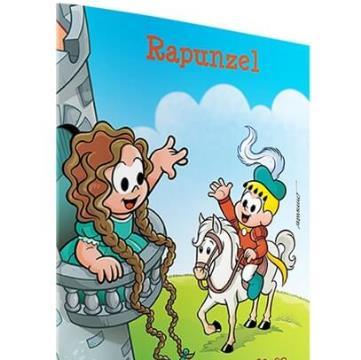 Rapunzel (Coleção: Algodão doce Turma da Mônica)