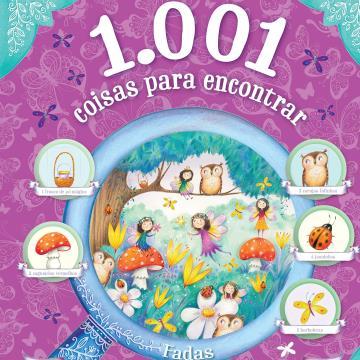 1001 coisas para encontrar: Fadas