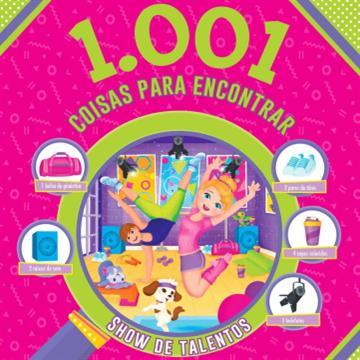 1001 coisas para encontrar: Show de Talentos