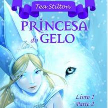 Fundamento princesa do gelo