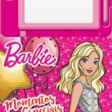 Barbie - Momentos Especiais (Com Lousa magnética)