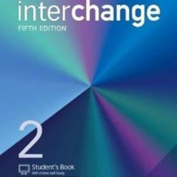 Interchange 2 Student´s Book With Online Self-study - 5th Ed