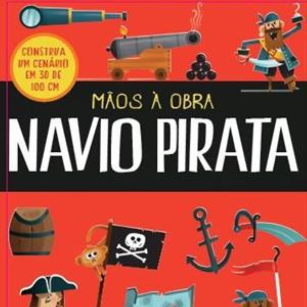 Mãos á obra: Navio pirata