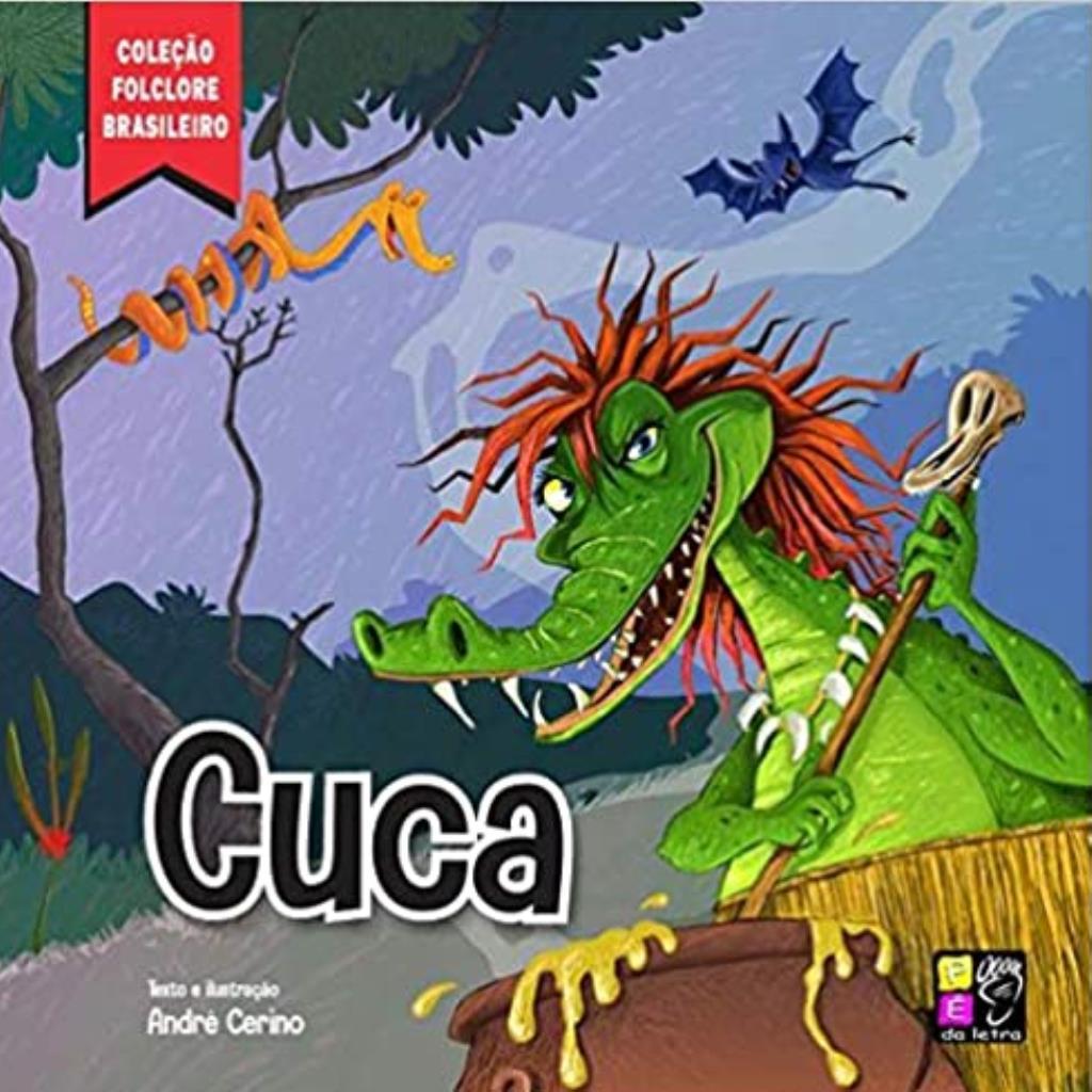 Coleção Folclore Brasileiro: Cuca