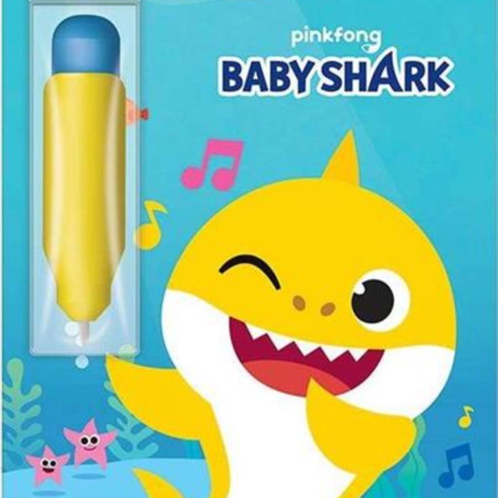 AQUA BOOK BABY SHARK