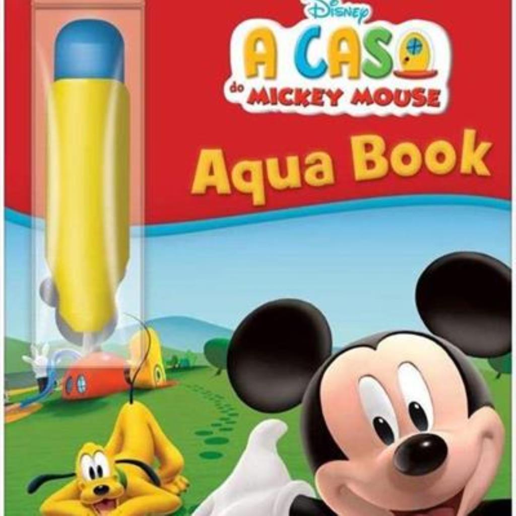 AQUA BOOK MICKEY
