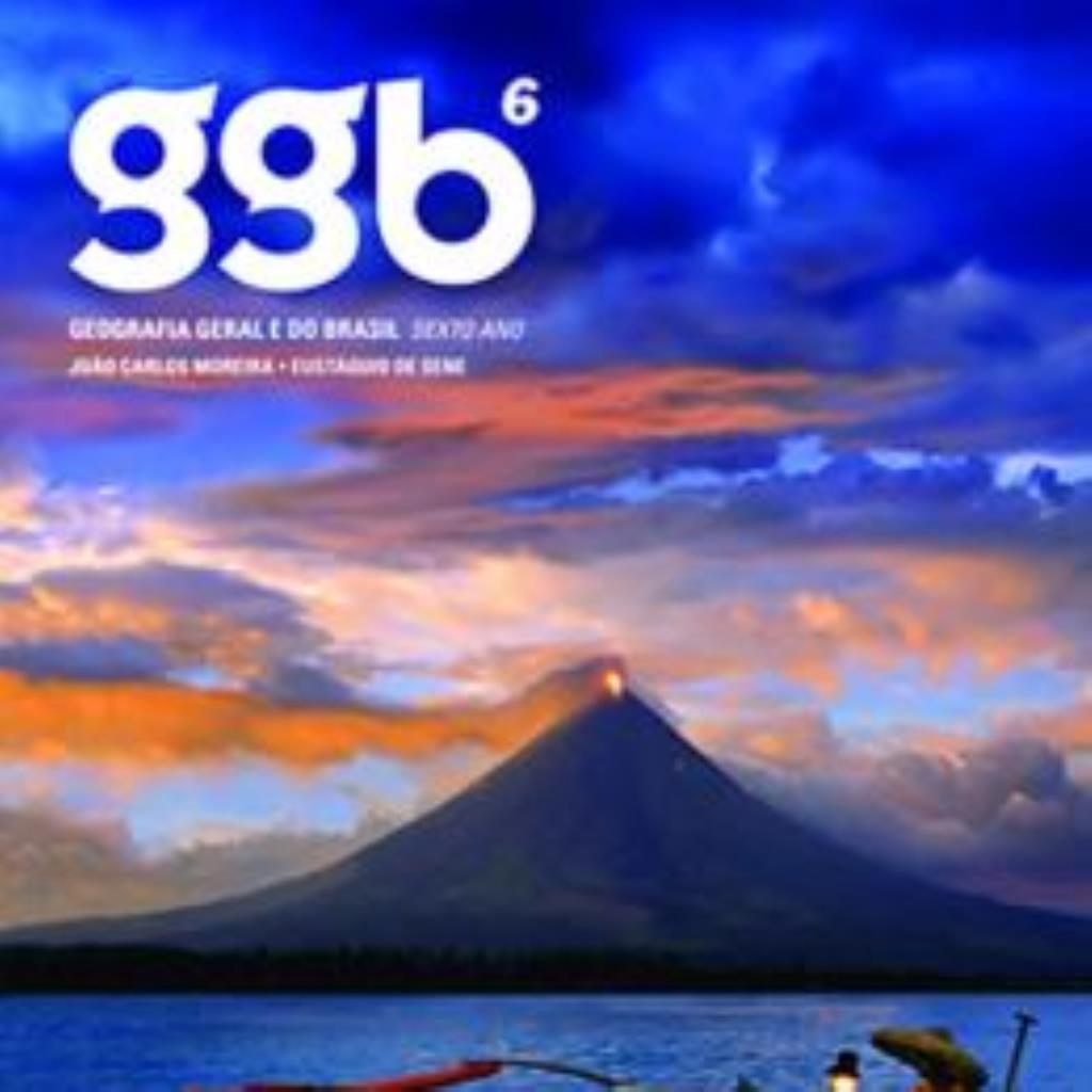 Geografia geral e do Brasil 6o ano (GGB6)