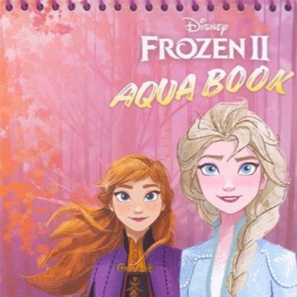 AQUA BOOK FROZEN 2