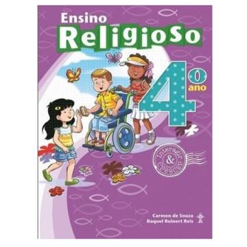 ENSINO RELIGIOSO - 4.o ANO