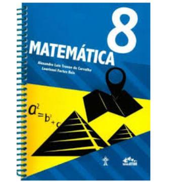 MATEMÁTICA - 8.o ANO