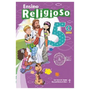 ENSINO RELIGIOSO - 5.o ANO
