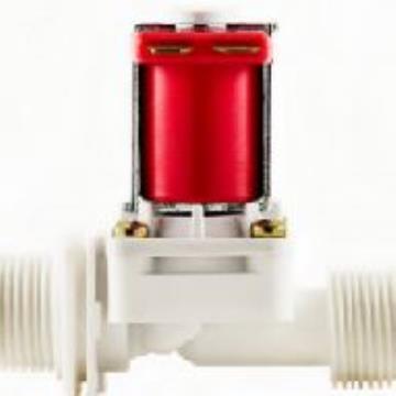 Válvula Solenoide para Água 24V AC 180° (½ x ½) VA 03