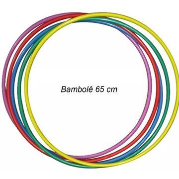 BAMBOLE EM PLASTICO RESISTENTE 65CM DIAMETRO