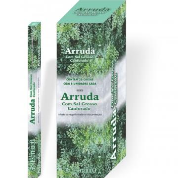 Incenso Arruda - Kokeshi Presentes