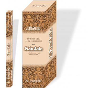 Incenso Sândalo - Kokeshi Presentes