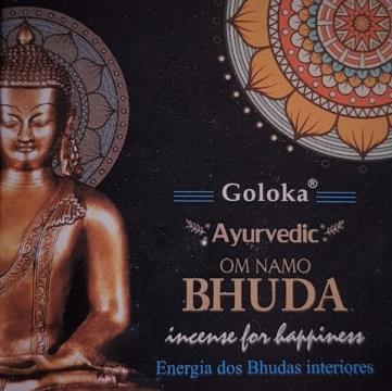Incenso Namo Bhuda Goloka c/12 varetas