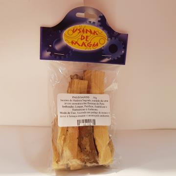 INCENSO PALO SANTO 100% NATURAL 50 GR. 10520