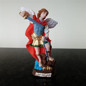 São Miguel (resina) 14 cm
