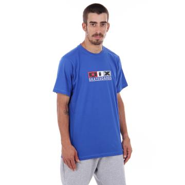 Camiseta Qix Logo Three Colors - 220101102