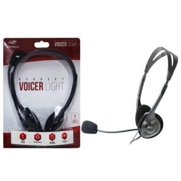 FONE DE OUVIDO HEADSET VOICER LIGHT - C3 TECH