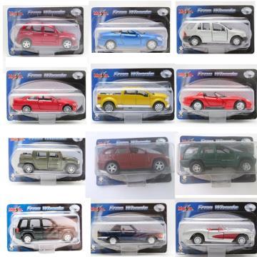 Coleção de Miniaturas Free Wheels - MAISTO