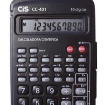 CALCULADORA CIENTÍFICA CIS 10 DIG  CC-401
