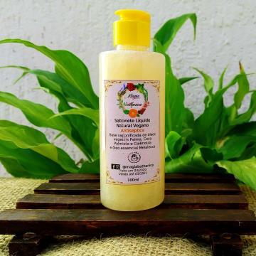 Sabonete Líquido Natural Antiseptica