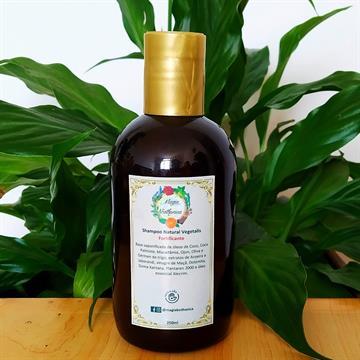 Shampoo Natural Vegetalis Fortificante