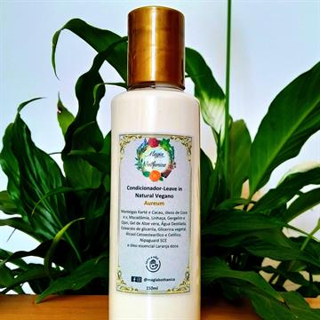 Condicionador - Leave in Natural Vegano Aureum