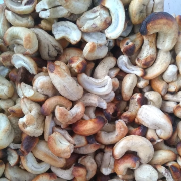 Castanha de Caju Caseira Natural 100g