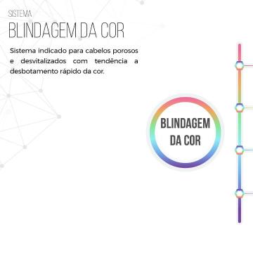 Sistema BLINDAGEM DA COR 5 Produtos