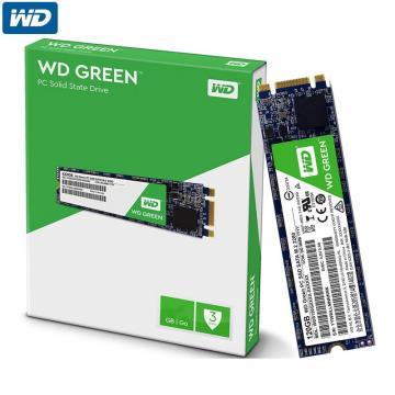 SSD Interno Western Digital GREEN 120GB M2 in SATA3 3D (WDS120G2G0A)