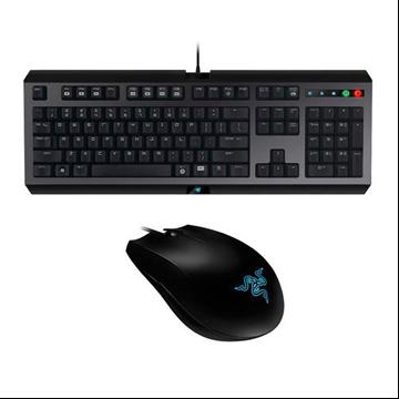 Kit Teclado Gamer Razer Cyclosa+Mouse Razer Abyssus/1800 Dpi/1000Hz/Usb
