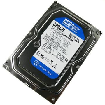 HDD 320GB WD BLUE WESTERN DIGITAL HD