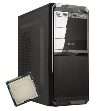 COMPUTADOR KIT INTEL CORE i3 2100 4GB SSD 240GB