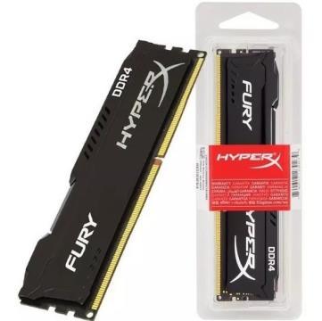 HyperX FURY memoria DDR4 8GB 2666 CL16