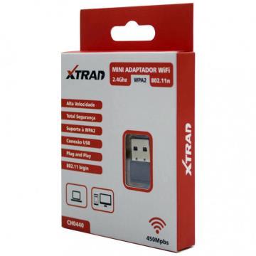 XT80211 MINI ADAPTADOR WIFI XTRAD