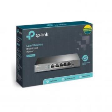 Roteador Tp-Link LoadBalance TL-R470T+
