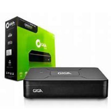 DVR OPEN HD LITE 720P 8 CANAIS - GIGA