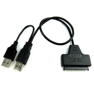 ADAPTADOR USB 2.0 PARA HD SATA - XT-2150