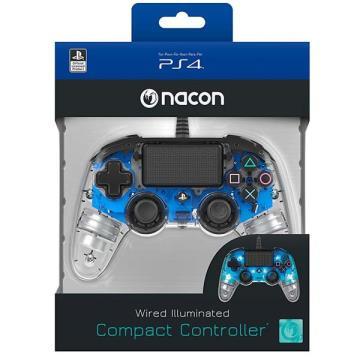 Controle Com Fio Compacto PS4 Nacon Playstation 4