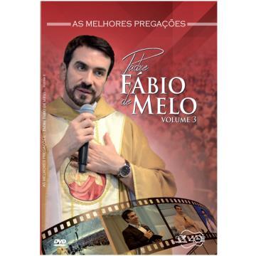DVD As Melhores Pregações Padre Fábio de Melo - Volume 3 - 02.01029