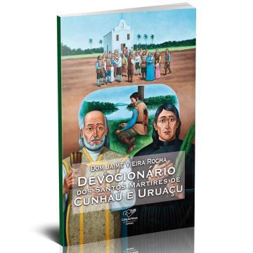 Livro Devocionário dos Santos Mártires de Cunhaú e Uruaçu - 01.02460