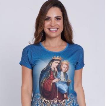 Blusa Nossa Senhora do Rosário AM4226