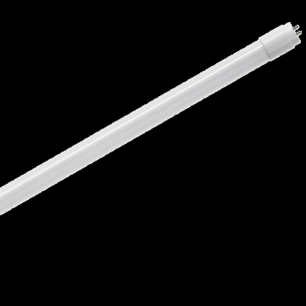 Lâmpada Tubular LED 09W T8 Leitosa 100-240V Qluz