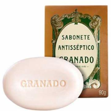 900166 Sabonete Barra Antisséptico Granado 90g